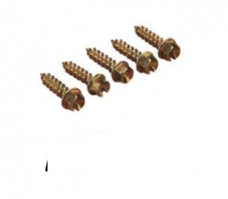 Hřeby do pneumatik ORIGINAL GOLD ICE SCREWS 12,7 mm - 250 kusů
