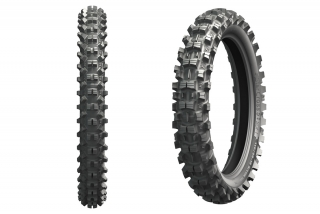 MICHELIN 80/100-21 51M TT Starcross 5 Soft F