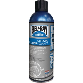 Mazivo na řetěz BEL-RAY BLUE TAC CHAIN LUBE 400 ML