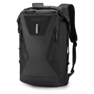 Batoh ICON DREADNAUGHT™ ROLLTOP BACKPACK BLACK