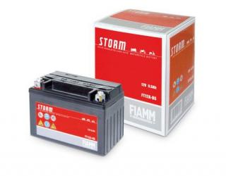 Baterie FIAMM YTX9L-BS